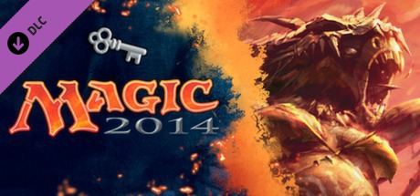 Magic 2014 Enter the Dracomancer Deck Key