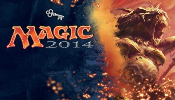 "Magic 2014 ""Enter the Dracomancer"" Deck Key (DLC)"