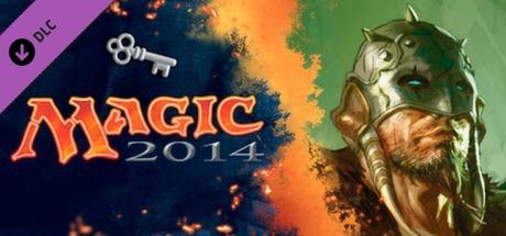 Magic 2014 Hunter's Strength Deck Key