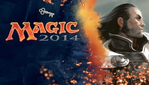 "Magic 2014 ""Avacyn's Glory"" Deck Key (DLC)"