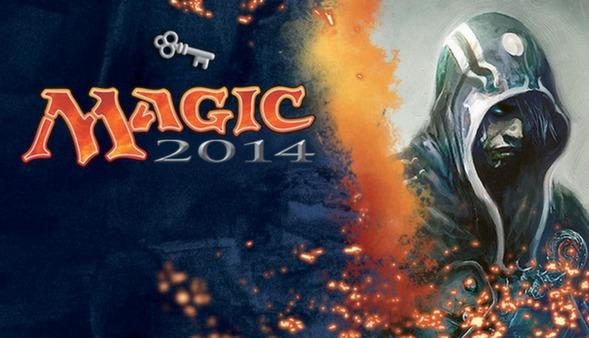 """Magic 2014 """"Mind Maze"""" Deck Key (DLC)"""