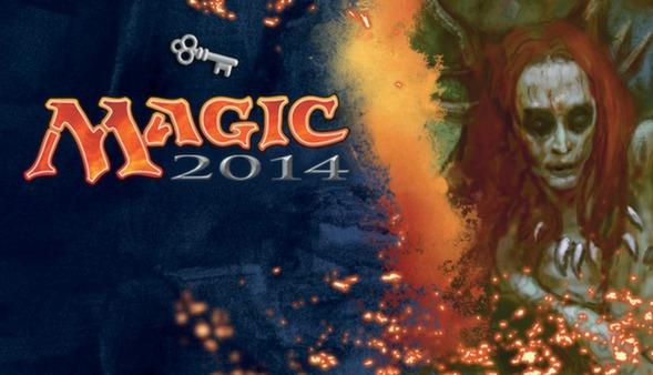 "Magic 2014 ""Chant of Mul Daya"" Deck Key (DLC)"