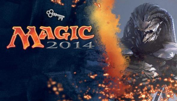 """Magic 2014 """"Sliver Hive"""" Deck Key (DLC)"""