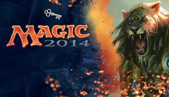 "Magic 2014 ""Guardians of Light"" Deck Key (DLC)"