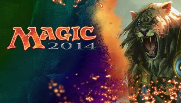 """Magic 2014 """"Guardians of Light"""" Foil Conversion (DLC)"""