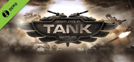 Gratuitous Tank Battles Demo