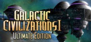 Galactic Civilizations I: Ultimate Edition cover art