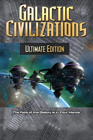 Galactic Civilizations I: Ultimate Edition poster image on Steam Backlog