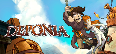 Game Banner Deponia