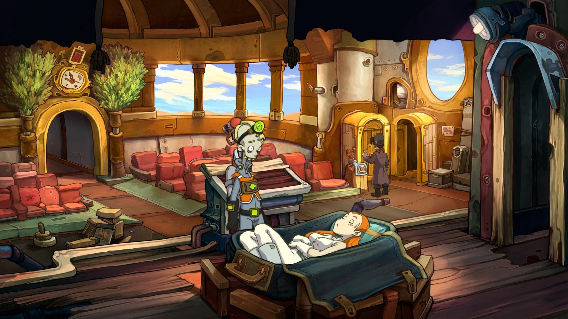 Find the best laptop for Deponia