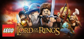 LEGO® The Lord of the Rings™ cover art