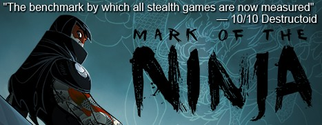 Mark of the Ninja - 忍者印记
