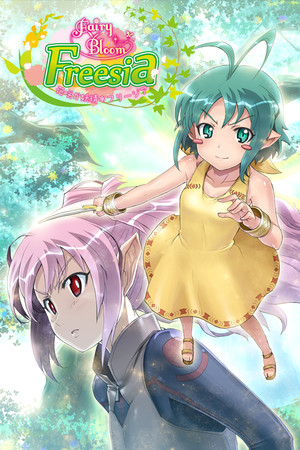 Fairy Bloom Freesia poster image on Steam Backlog