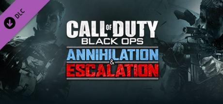 Call of Duty: Black Ops Annihilation & Escalation Bundle  Mac Edition