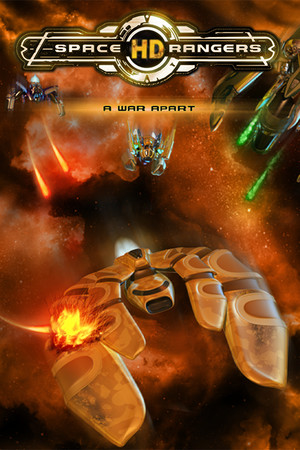 Space Rangers HD: A War Apart poster image on Steam Backlog