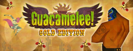 Guacamelee! Gold Edition - 墨西哥大乱斗!黄金版