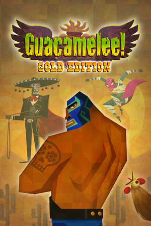 Guacamelee! Gold Edition poster image on Steam Backlog