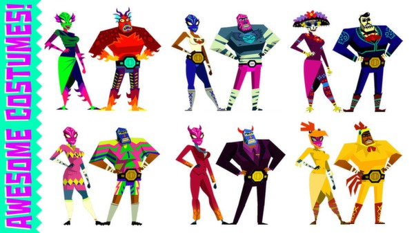Guacamelee! Gold Edition