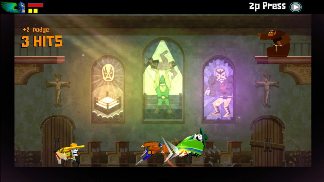 Guacamelee! Gold Edition screenshot 3