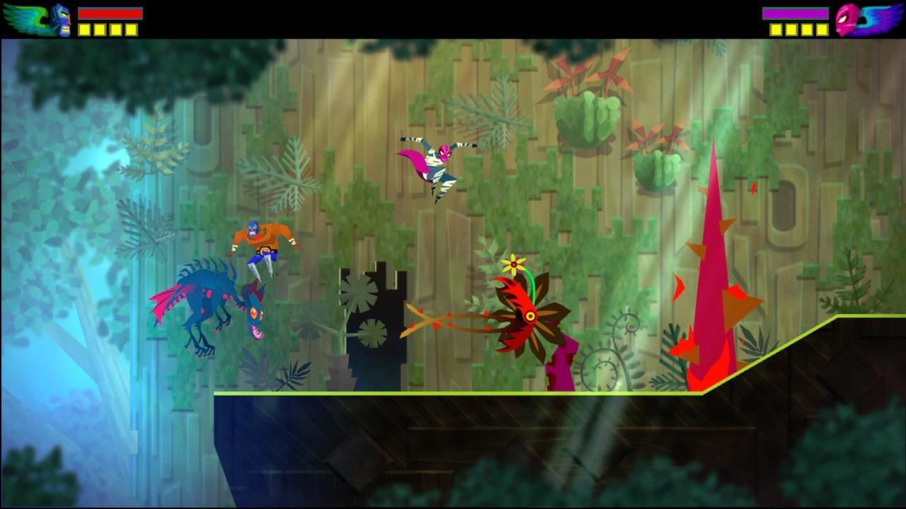 Guacamelee! Gold Edition screenshot 1