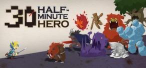 Half Minute Hero: Super Mega Neo Climax Ultimate Boy cover art