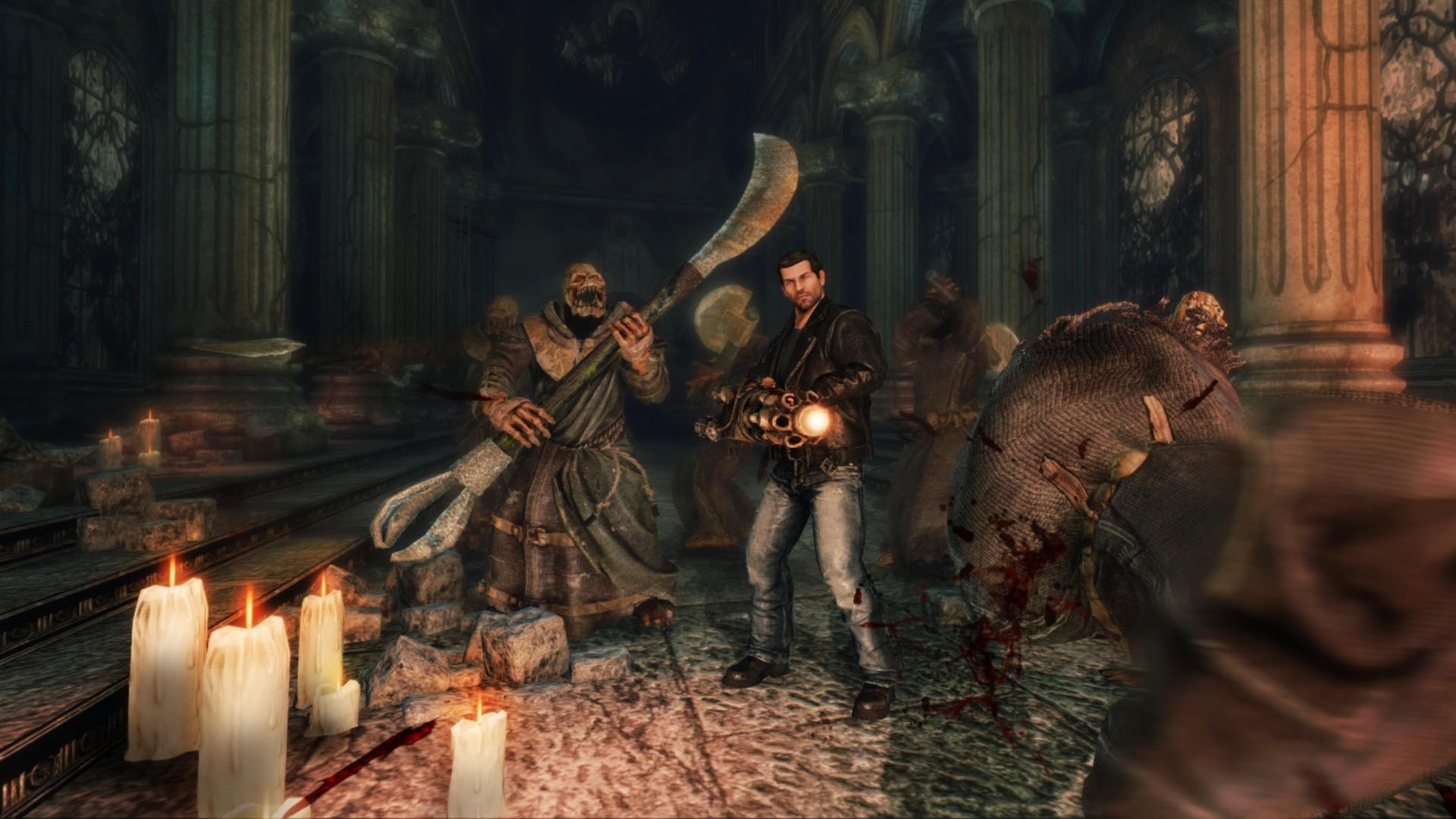 Painkiller Hell & Damnation Full PC ESPAÑOL PROPER (PROPHET) 3