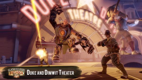 BioShock Infinite: Clash in the Clouds (DLC)