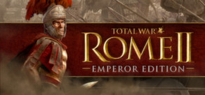 Total War: ROME II - Emperor Edition cover art