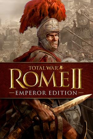 Total War: ROME II - Emperor Edition poster image on Steam Backlog