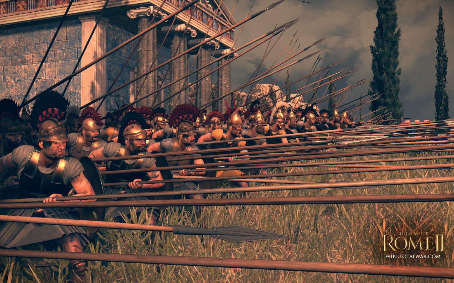 Total War ROME II Emperor Edition ESPAÑOL PC Full (PROPHET) 9