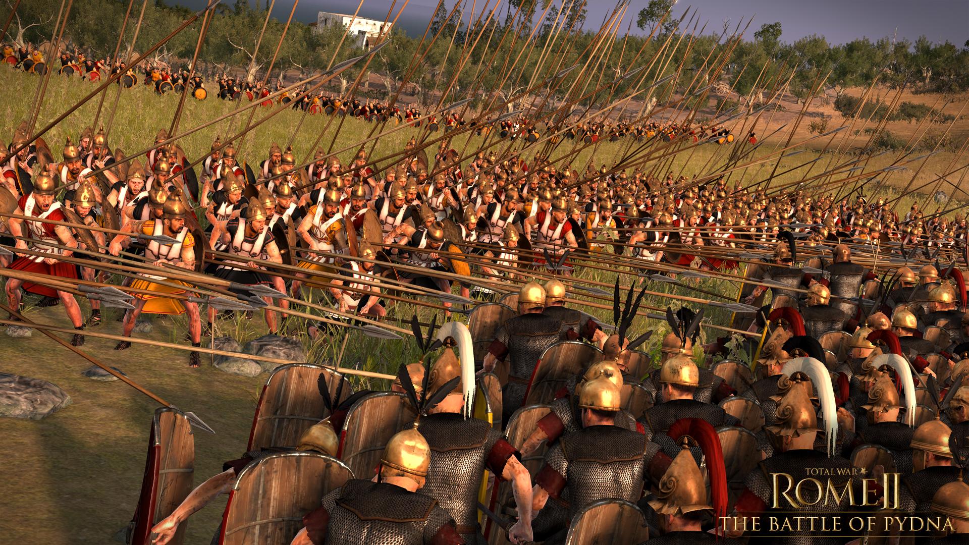 Total war: rome 2 emperor edition (2013).