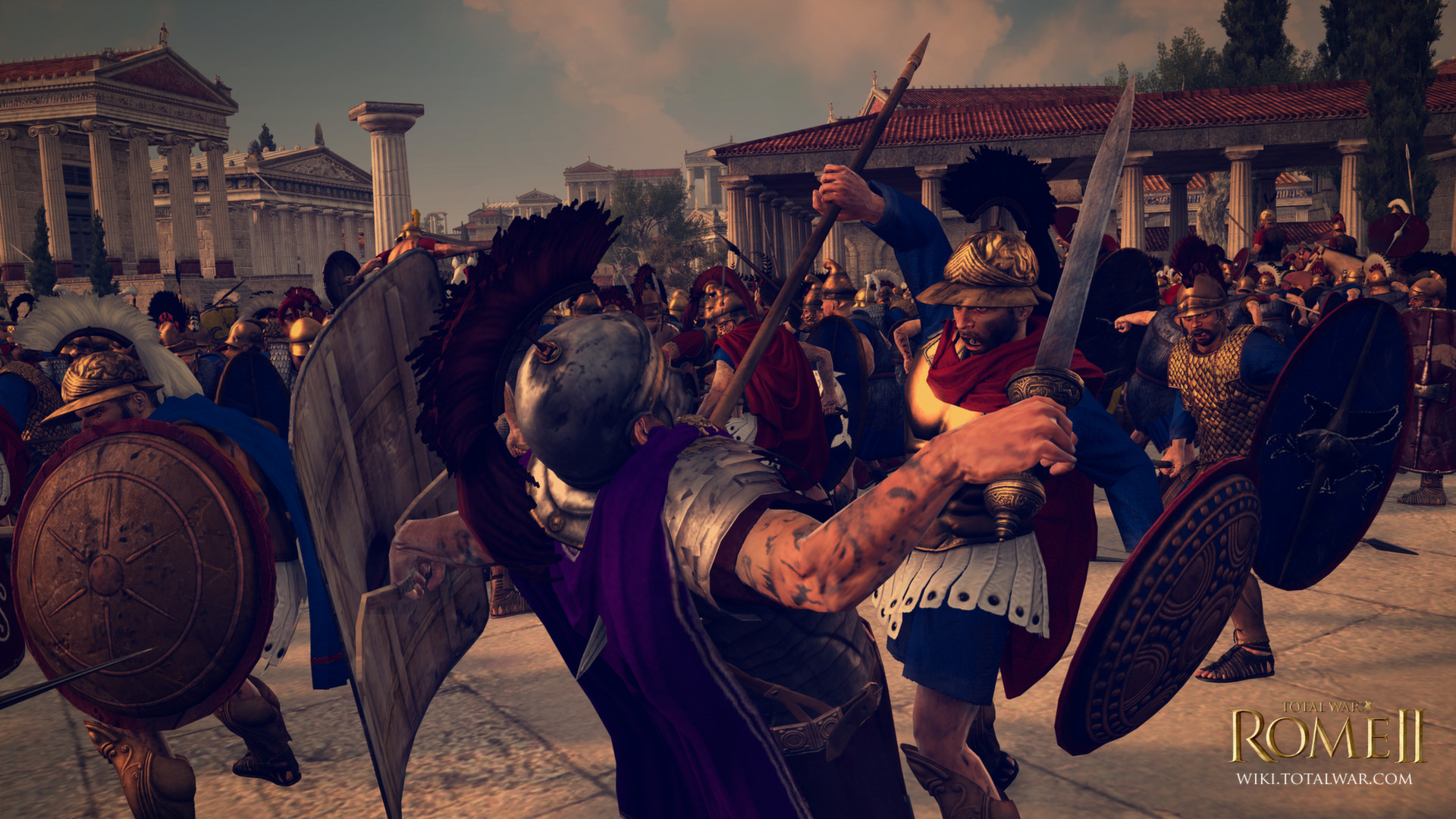 Total War ROME II Emperor Edition ESPAÑOL PC Full (PROPHET) 7