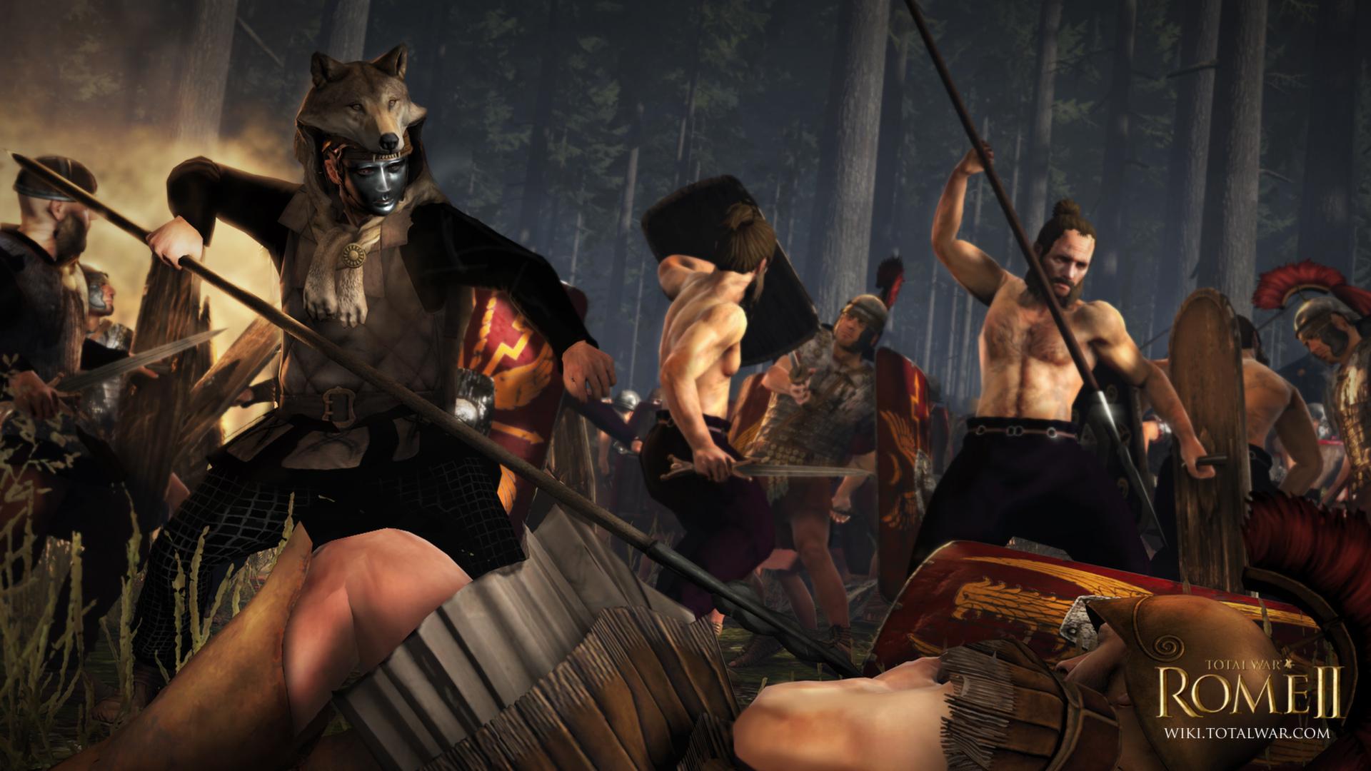 Total war rome ii mac download free