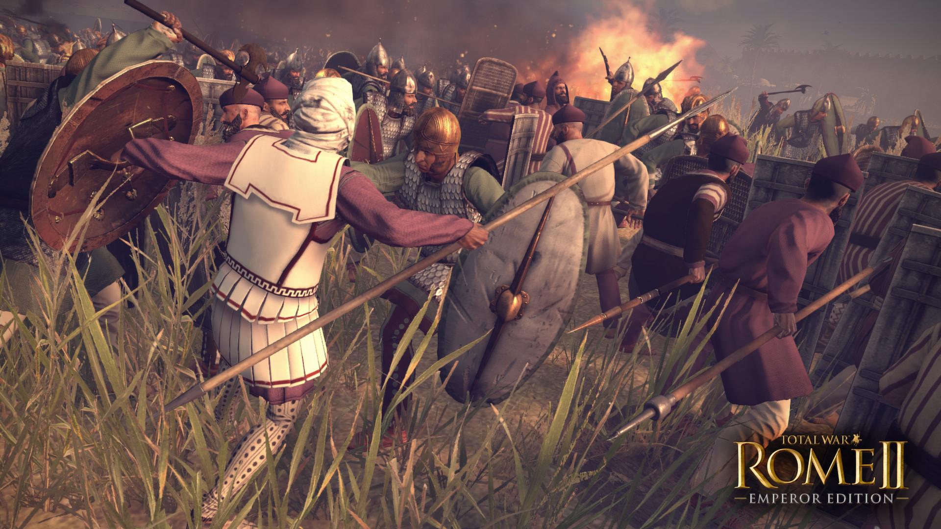 Total War ROME II Emperor Edition ESPAÑOL PC Full (PROPHET) 2