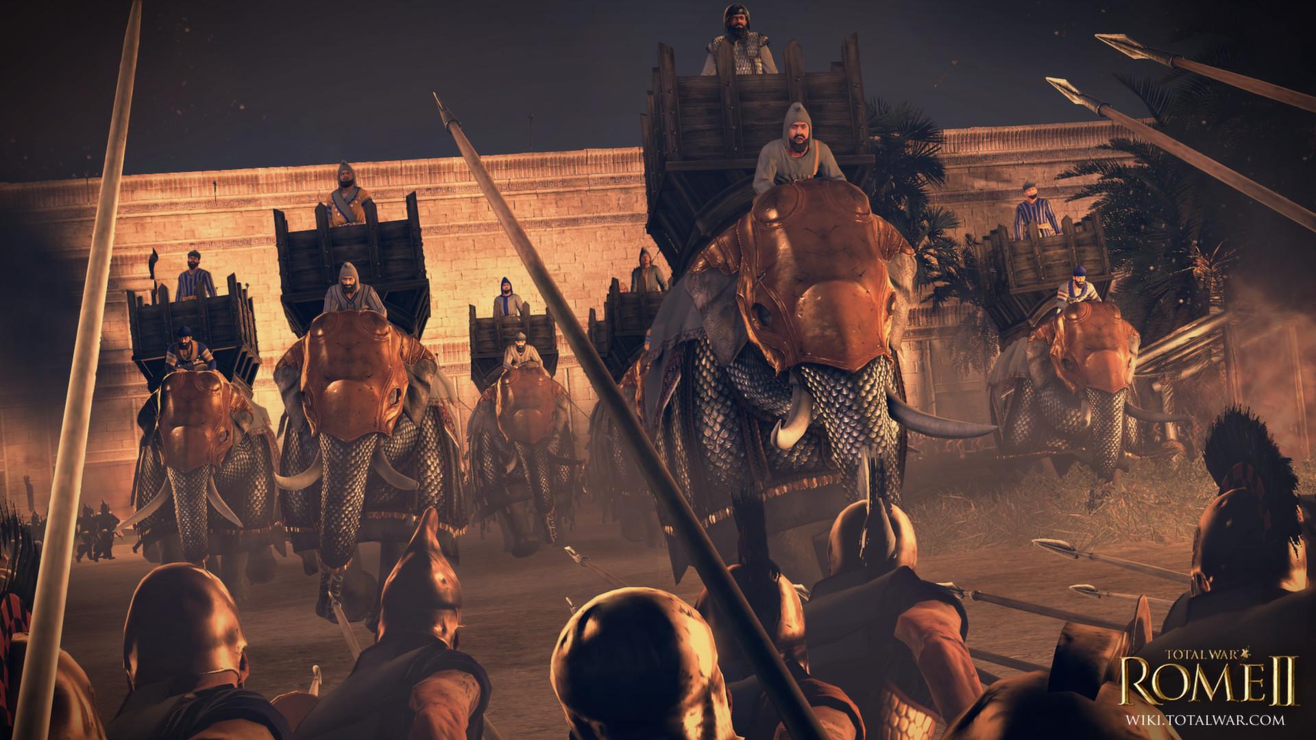 Total War ROME II Emperor Edition ESPAÑOL PC Full (PROPHET) 8