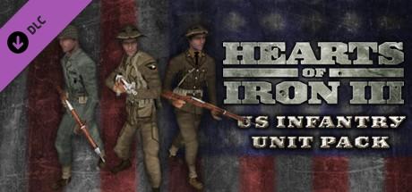 Купить Hearts of Iron III: US Infantry Sprite Pack (DLC)