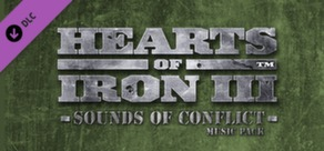 Hearts of Iron III: Sounds of Conflict cover art