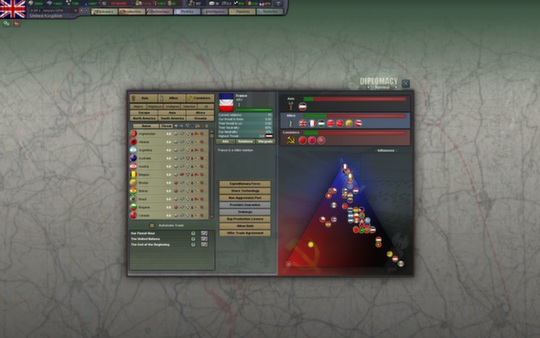 Hearts of Iron III: Sounds of Conflict (DLC)