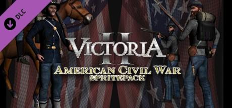 Victoria II: A House Divided - American Civil War Spritepack