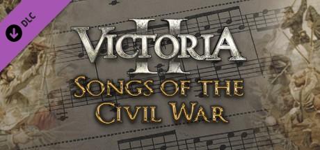 Купить Victoria II: Songs of the Civil War (DLC)