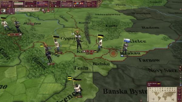скриншот Victoria II: German Unit Pack 2
