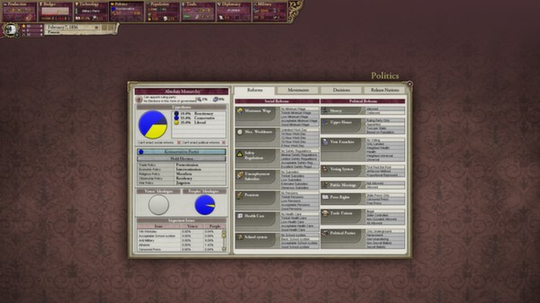 скриншот Victoria II: German Unit Pack 4