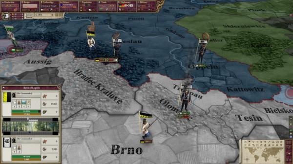 скриншот Victoria II: German Unit Pack 3