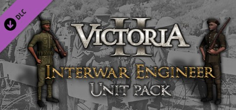 Купить Victoria II: Interwar Engineer Unit (DLC)