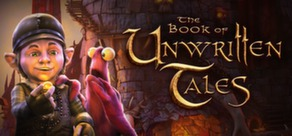 The Book of Unwritten Tales cover art