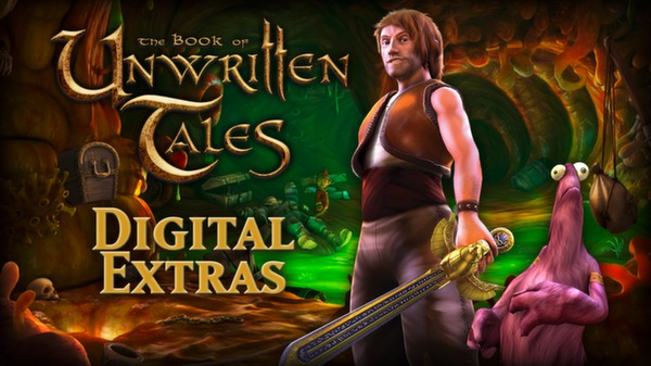 скриншот The Book of Unwritten Tales Digital Extras 0