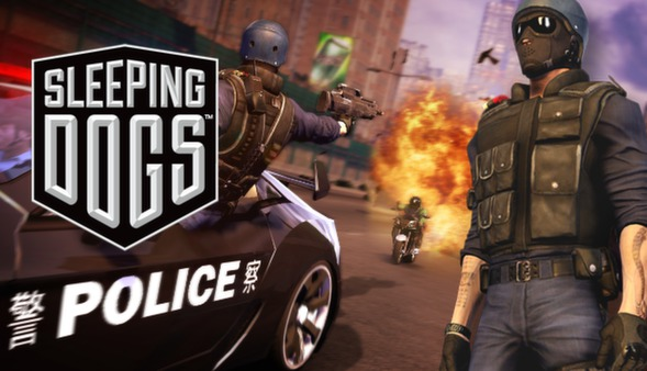 Sleeping Dogs: Police Protection Pack (DLC)