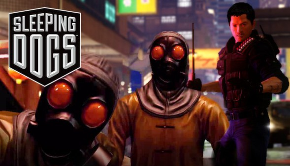 Sleeping Dogs - Year of the Snake