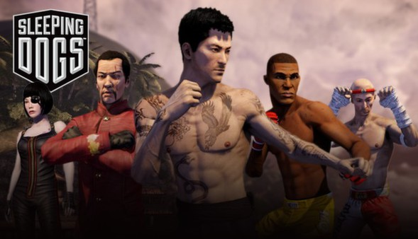 Sleeping Dogs: Zodiac Tournament (DLC)