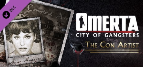 Omerta - The Con Artist cover art